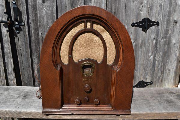 Philco Radio 71 Cathedral Antique Radios Vintage Audio