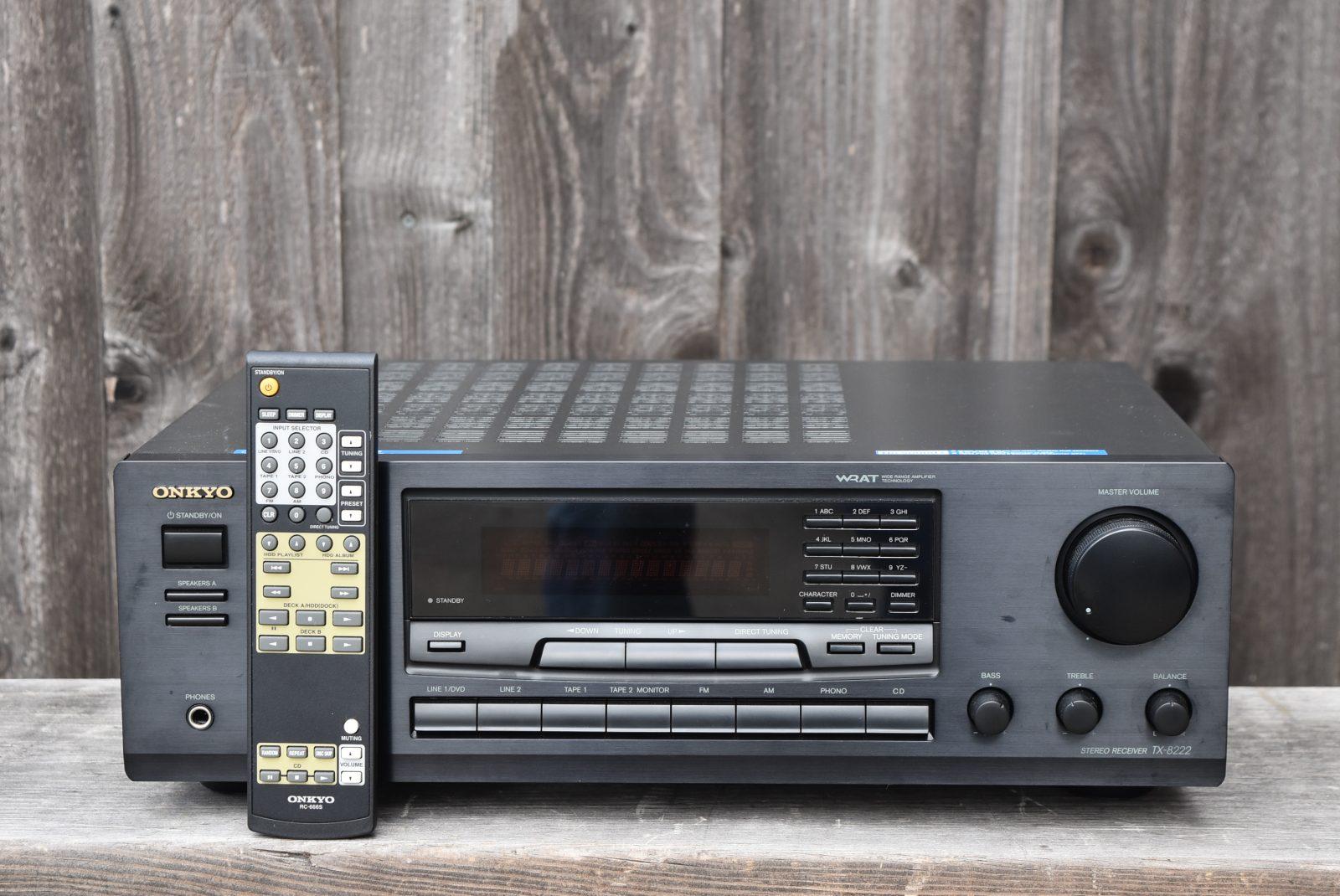Onkyo receiver sale / Aquatica san antonio cabanas